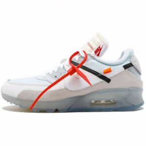 """Nike x Off White """"The Ten"""" Air Max 90 DS size 9"""