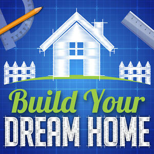CAN I BUILD A HOME ON MY OWN  LAND -  YES YOU CAN - ASK ME HOW ?