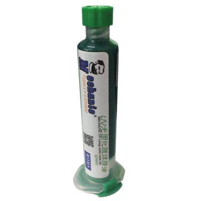 Mechanic Uv Curable Solder Mask Soldering Pcb Repair Green Paint 10cc