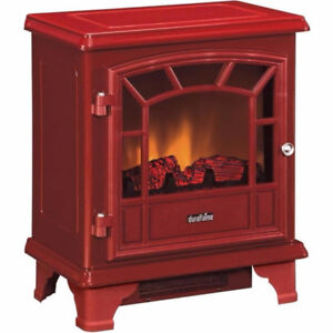 ***LOOKING FOR*** This red electric fireplace/stove