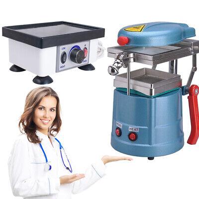 Dental Lab Vacuum Forming Molding Vibrator Model Oscillator Equipment Fda Ce