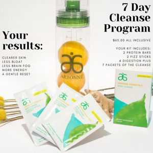 Need to reduce that bloat? Here's your cleanse kit!