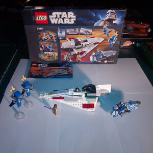 Lego star wars # 7868 Mace Windu's Jedi Starfighter