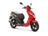 Peugeot Kisbee 50cc Sportline scooter 2017