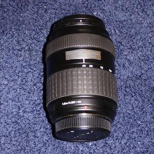 Olympus/Zuiko Auto-Focus Zoom Lens,  40-150mm,  4/3 mount