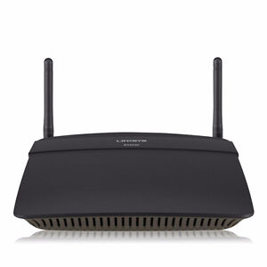 Linksys AC1200 Dual Band Smart Wireless Router (EA6100) (New)$30