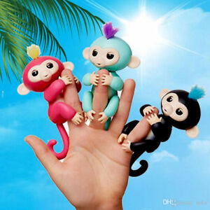 Happy Monkey Fingerling Holiday Toy Free Shipping Canada wide