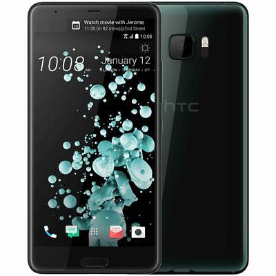 HTC U Ultra 64GB 4GB RAM (Unlocked) 5.7'' 4G Smartphone Black/Sapphire Blue