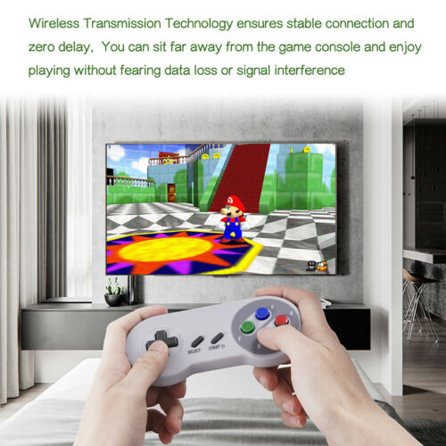 Details about Wireless SNES Controller USB receiver for PC Windows 10 MAC  Linux Raspberry Pi 3
