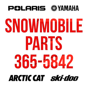 SNOWMOBILE PARTS SALVAGE