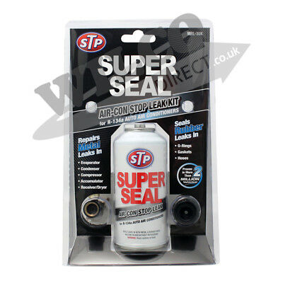 Air Conditioning MRL-3 Super Seal A/C Stop Leak Sealer STP CAR Air Con Fix