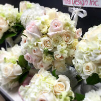 WEDDING FLOWERS, CENTERPIECES, BRIDAL PARTY,RENTALS AVAILABLE