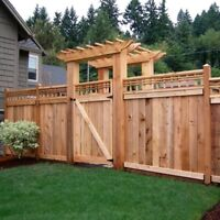 FENCE AND DECK EVENT!!! BOOK NOW AND SAVE!!!