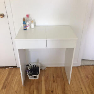 commode/coiffeuse ikea brimnes
