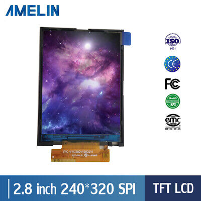 2.8 Inch 240320 Tn Tft Lcd Screen Display With St7789v Driver Ic Lcd Module
