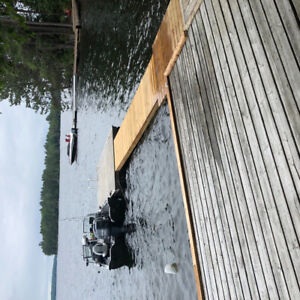 Cottage for Rent on Kennisis Lake