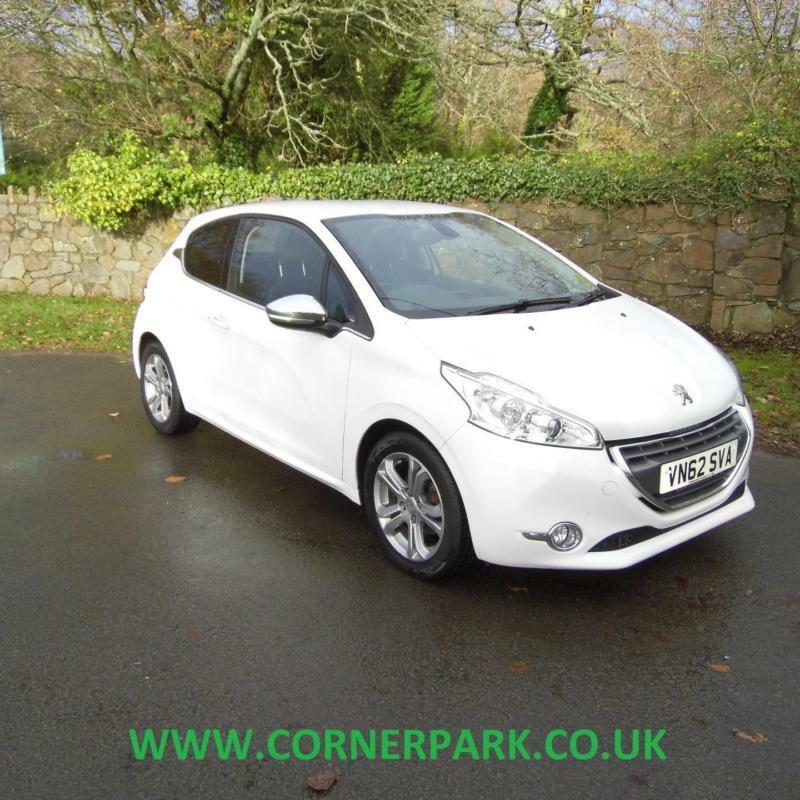 2012 peugeot 208 allure e hdi hatchback diesel in neath port talbot gumtree. Black Bedroom Furniture Sets. Home Design Ideas