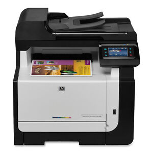 All-In-One Color Laser Printer