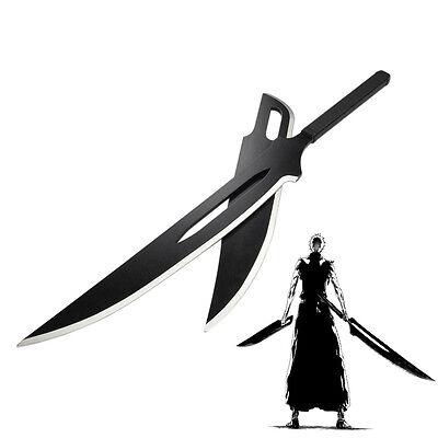Bleach Kurosaki Ichigo Sword Tensa Zangetsu Cosplay Kostüm Sword Schwert Waffe (Kurosaki Ichigo Cosplay Kostüm)
