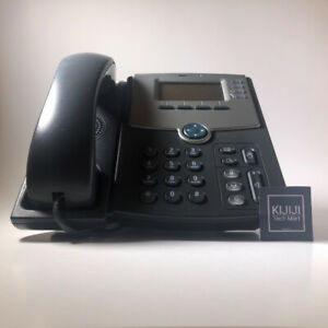 Cisco SPA514G VOIP 4-Line IP Business Phone with LCD Display