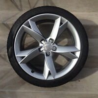 """Audi S5 A5 wheels mags jantes 19 """" OEM"""