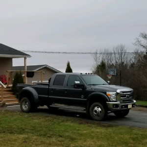 TWO FORD F350 DUALLY'S FOR SALE