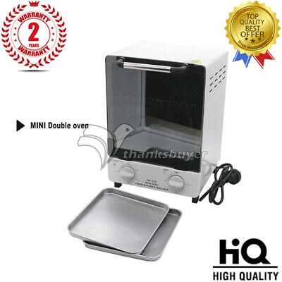 10l Dry Heat Autoclaves Sterilizer Sterilizing Machine 1000w For Nail Salon Wx