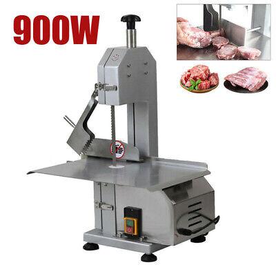 Electric Commercial Bone Saw Machine Bone Fish Meat Cutting Saws Machine 900w