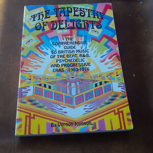 Tapestry of Delights-Comprehensive Guide to British Music of ... Kitchener / Waterloo Kitchener Area image 1