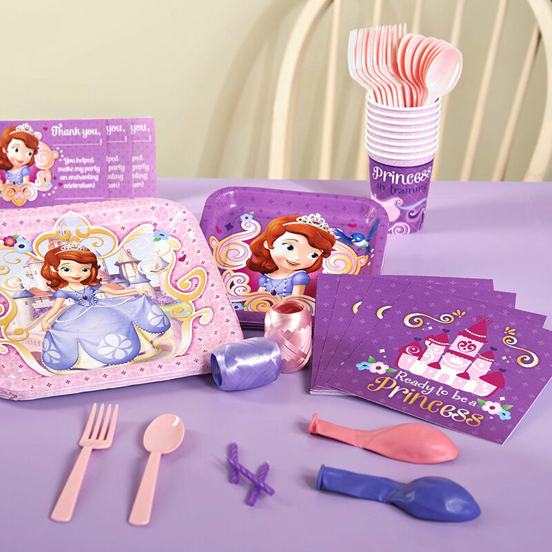 Top birthday party themes for little girls ebay for 1st birthday decoration packs