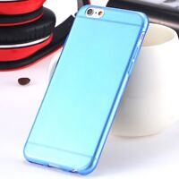 Ultra Thin Clear Gel Case for Iphone 5 & 6