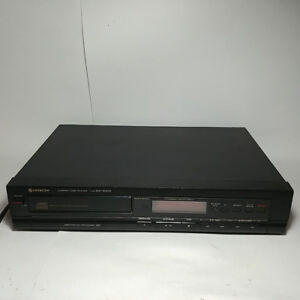 Vintage and Rare Hitachi DA-8200 Compact Disc Player Vibration