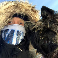 Stay Warm this Winter!  Professional Dog Walking Services