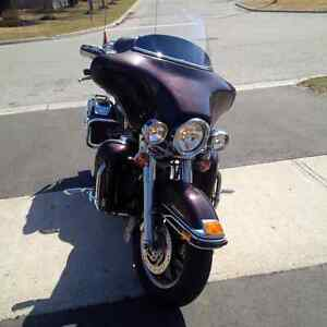 2005 Ultra Classic Electra Glide Kitchener / Waterloo Kitchener Area image 3