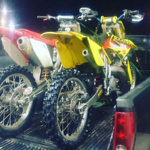 RM 125 with papers sell or trade $2500 firm