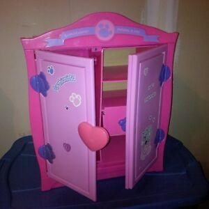 Build A Bear - Purple & Pink Armoire Fashion Case Kingston Kingston Area image 1
