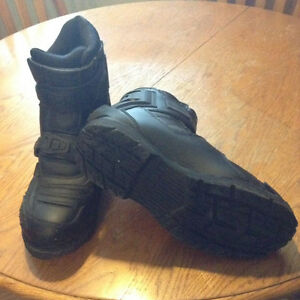 Icon Field Armor Motorcycle Boot