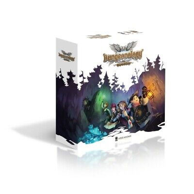 Dungeonology The Expedition Boardgame - New