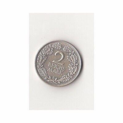 Weimar 2 Reichsmark 1926 - A Nr. 15/31/13