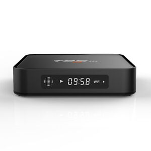 ANDROID TV BOX - T95M 4K  LATEST MODEL