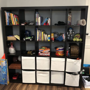 Book shelve Shelving furniture unit by IKEA $1000 6ftx6ft