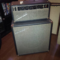 1966 Traynor YBA-1 Amplifier and YS 15 Bass Cabinet