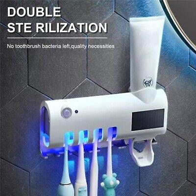 Soporte uv para cepillo de dientes desinfección automática Hight cuallity