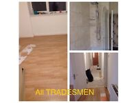 Floor fitting, PROFESSIONAL, tiles,painting and other services (work, over 10 years )
