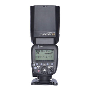Yongnuo 600Ex-RT Flash for Canon