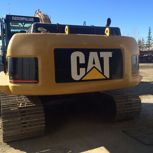 Used 2006 Caterpillar 324DL track hoe