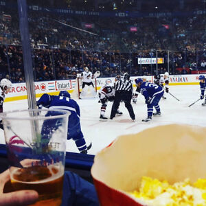 Toronto Maple Leafs - All Games Available!