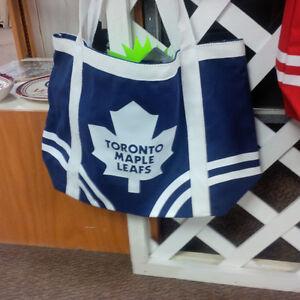NHL Maple Leafs Hand Bag