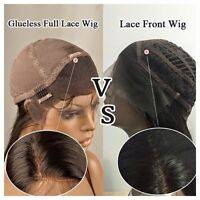 FULL LACE WIGS & LACE FRONT WIGS FOR HAIR LOSS