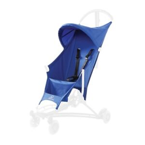 Quinny Yezz Stroller Seat Cover, Blue Track